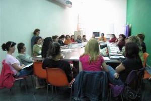 Celebrado en Madrid el fin de semana pasado un encuentro de mujeres de CGT dedicado a formación