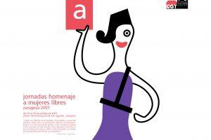 "Jornadas homenaje ""mujeres libres"""