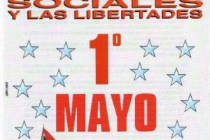 Cartel 1 Mayo 2002 CGT