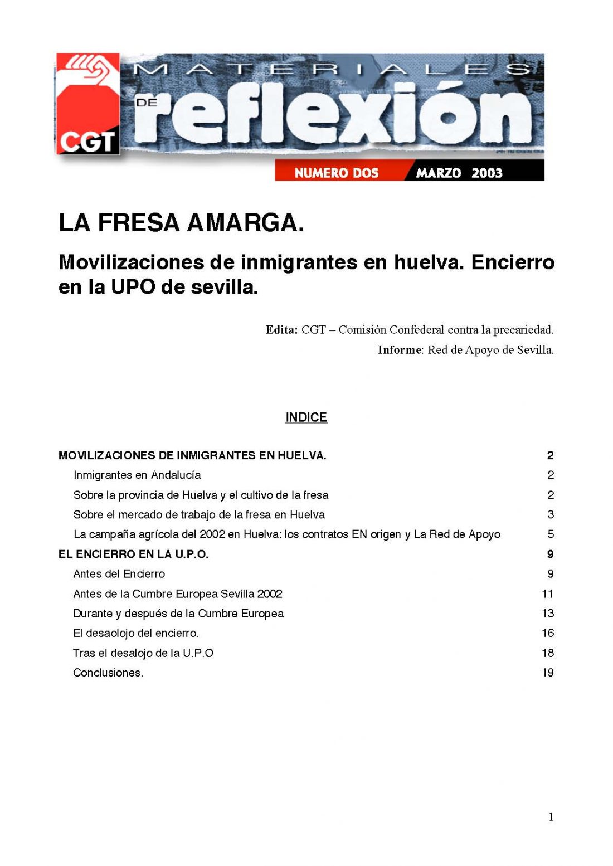 MR 02 La Fresa Amarga