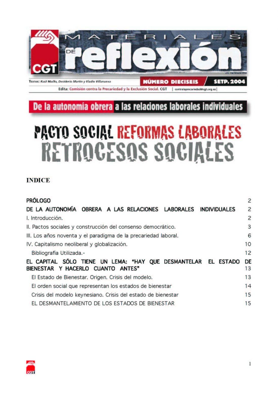 MR 16 Reformas Laborales