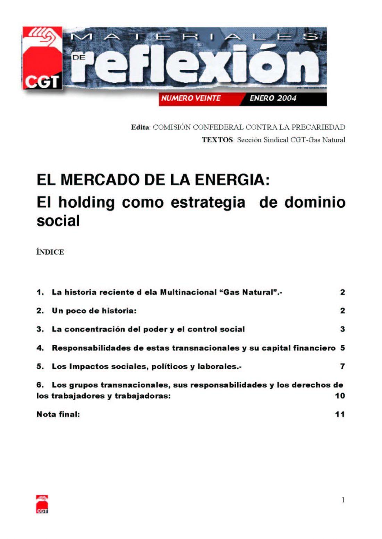 MR 20 Industria Energética
