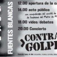 Cartel 1 Mayo 2008 CGT (Burgos)
