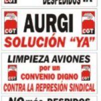 Cartel 1 mayo CGT (Málaga)