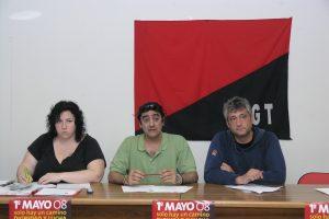 Celebrado el Pleno Ordinario de Sindicatos de la Confederación de Aragón y La Rioja