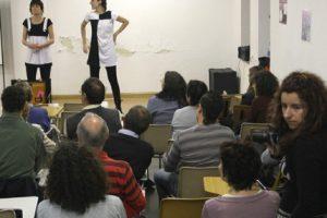 Crónica del taller de acción sindical contra la precariedad laboral del Comité de Lucha Contra el Paro y la Precariedad (CLPP) de CGT (Madrid-CLM)