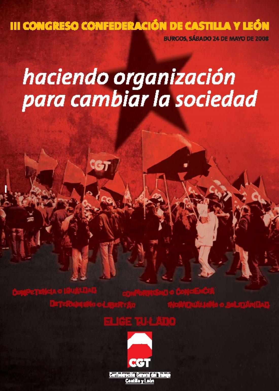 III Congreso de la Confederación de Castilla y León