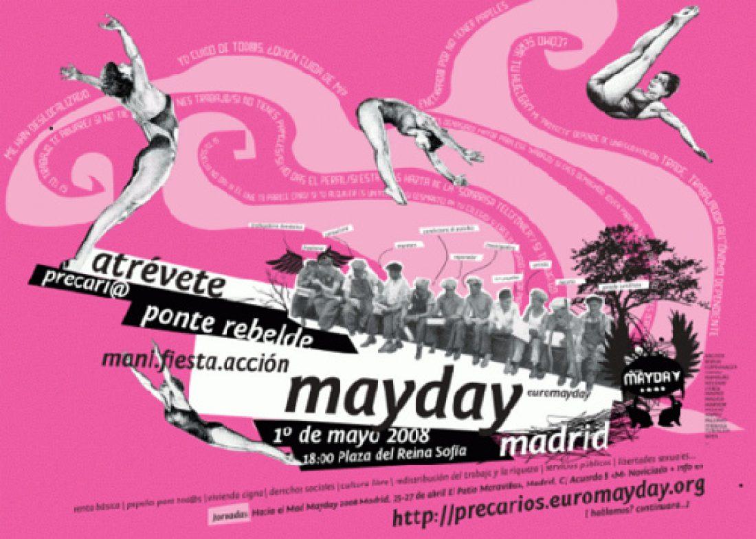Jornadas hacia el Mad MayDay 2008