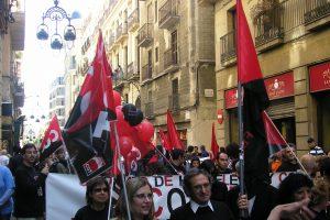 1º de Mayo 2008: la CGT en la calle