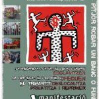 Cartel 1 mayo Alternativo 2008 (Barcelona)