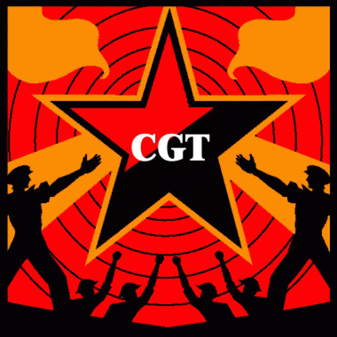 logo CGT-A acc soc