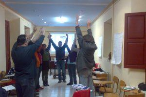 El pasado 1 y 2 de abril se organizó en Málaga el curso sobre metodologías y habilidades para la participación