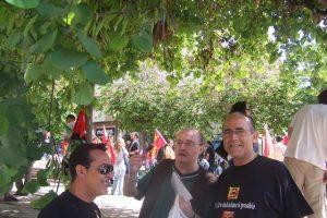 Alicante: fotos de la manifestación de CGT