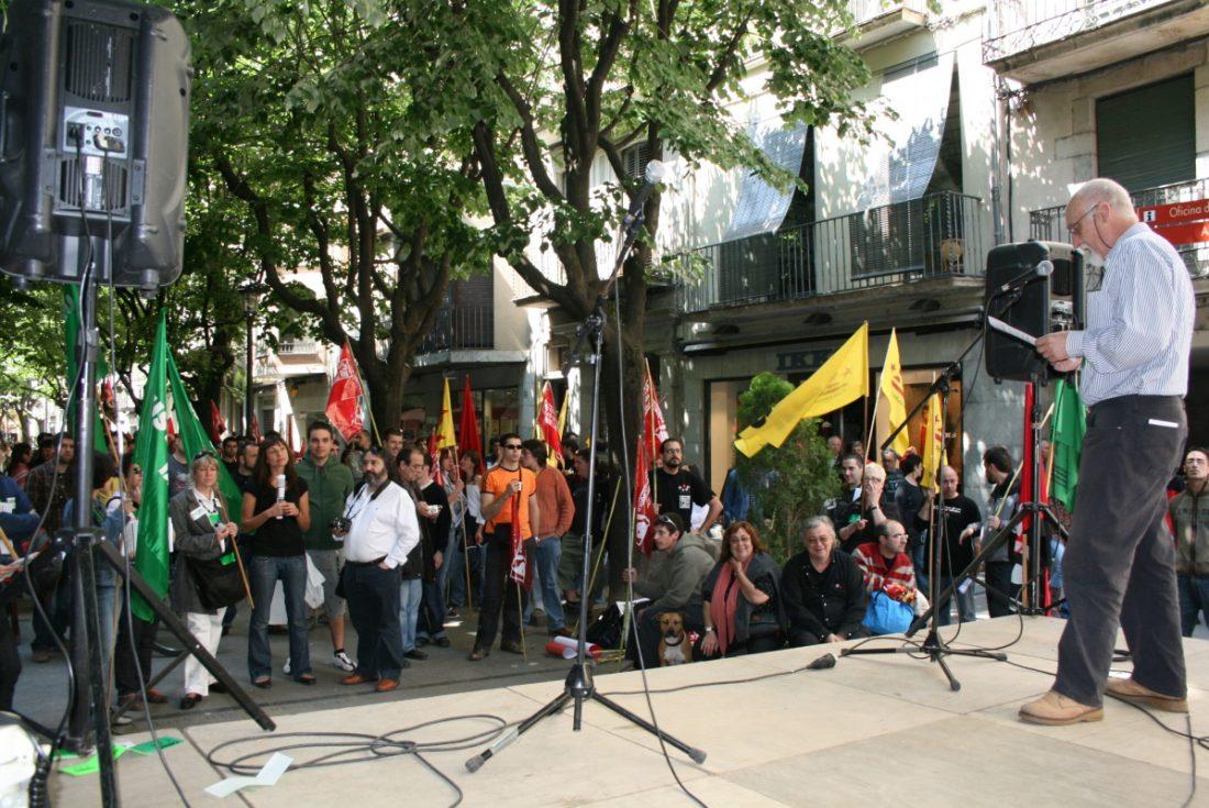 Girona: Primero de Mayo alternativo