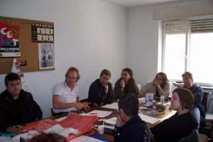 Celebrada la Reunión de la Coordinadora Roja y Negra