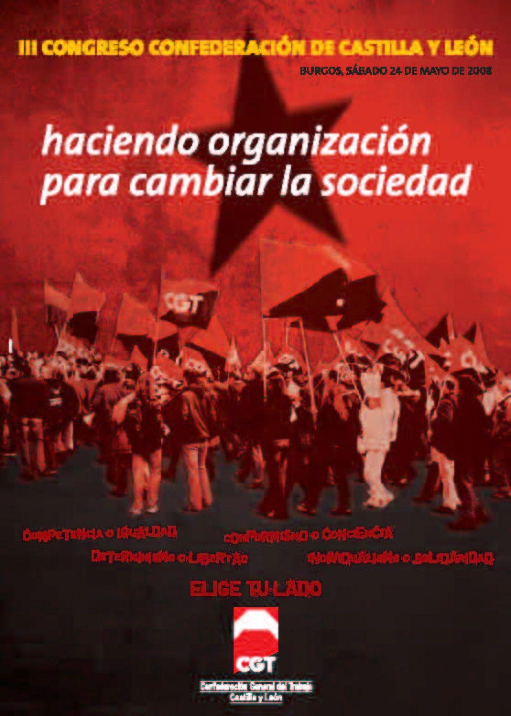 El III Congreso de Castilla y León se celebró con amplia participación