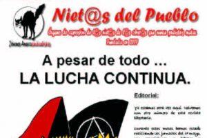 «Nietos del Pueblo» nº 4 (Joves Anarcosindicalistes – CGT València)