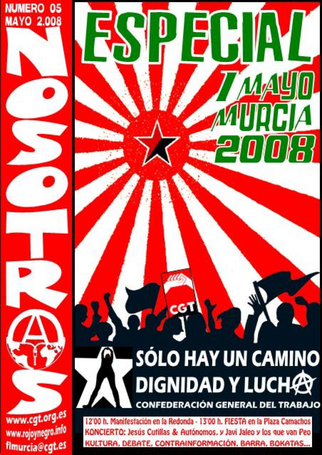 «Nosotrxs» de Mayo 2008