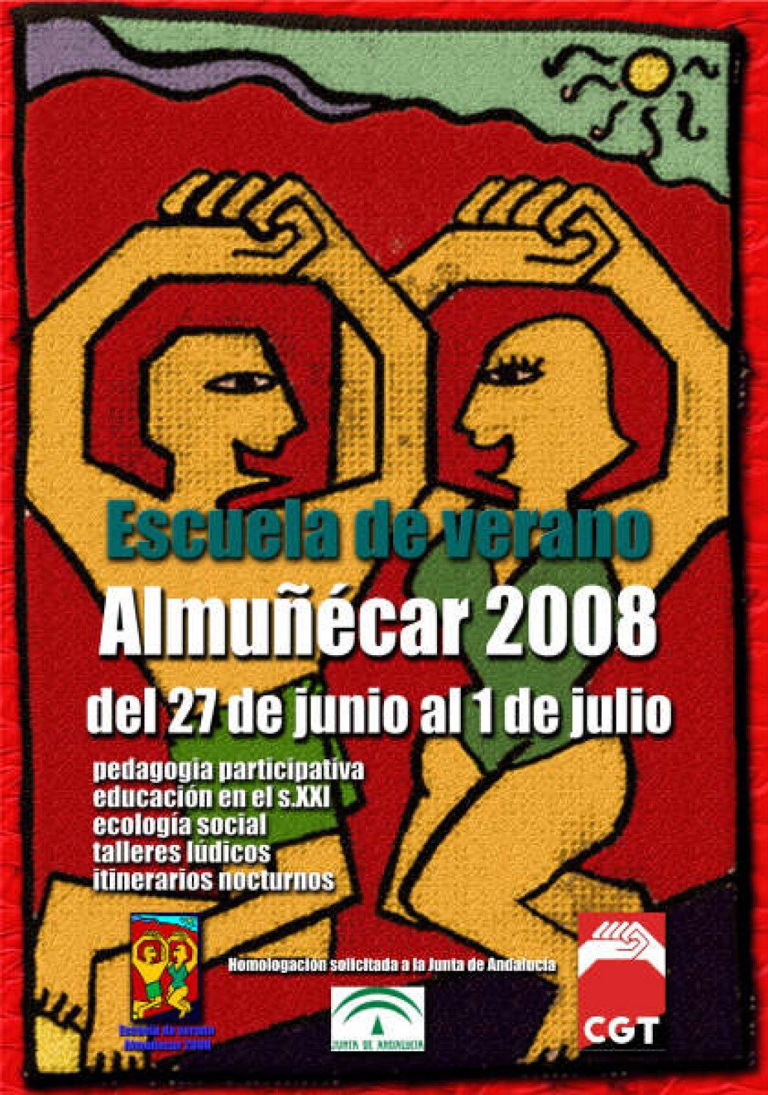 Escuela de Verano de CGT 2008