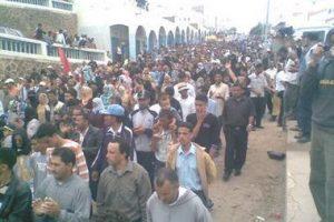 Roto el cerco policial en Sidi Ifni gracias a una Caravana Solidaria