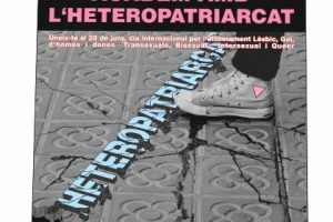 28 de Junio: ¡Acabemos con el heteropatriarcado!