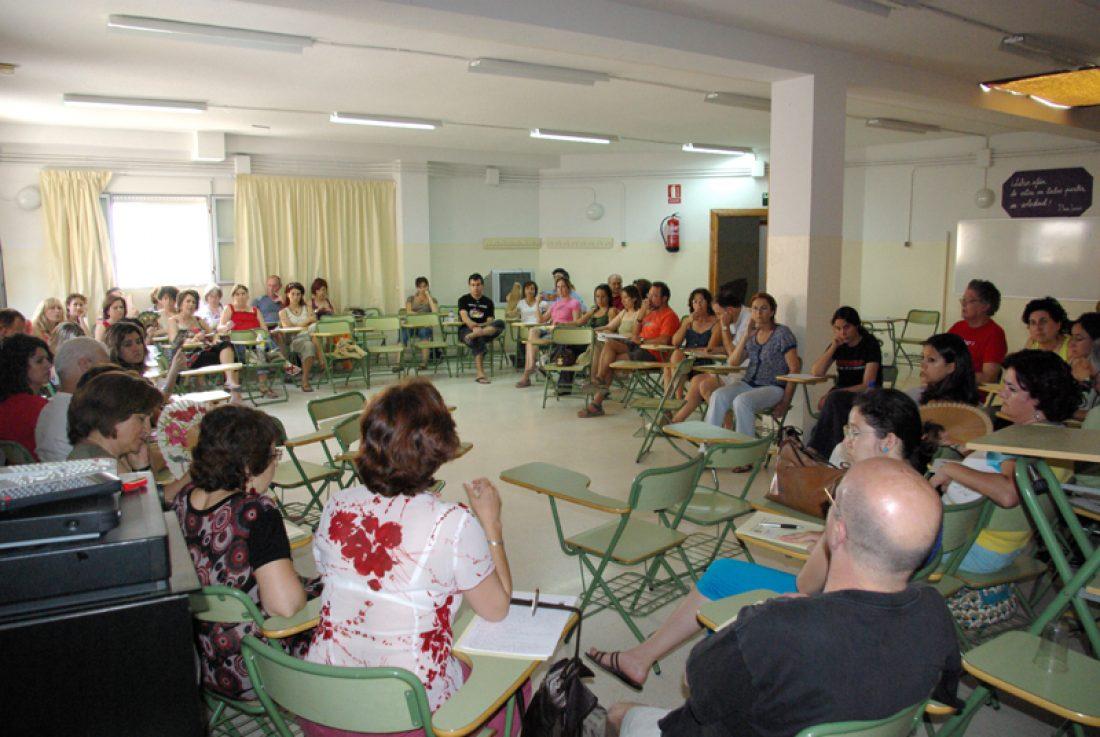 CGT FASE celebra en Almuñécar su Escuela de Verano 2008