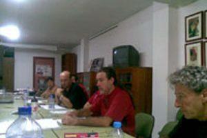 Pleno Extraordinario de Organización de la CGT Alacant