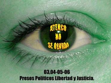 Acción URGENTE por presa política de Atenco