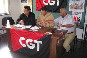 CGT presenta su respuesta a la crisis con el horizonte enfocado hacia la huelga general (25/9/08)