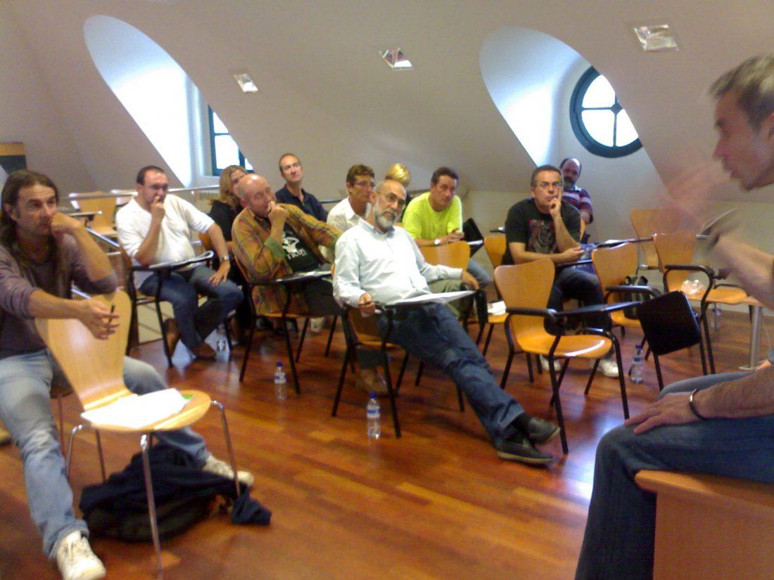 II Curso de la Federación Regional de CGT Cantabria