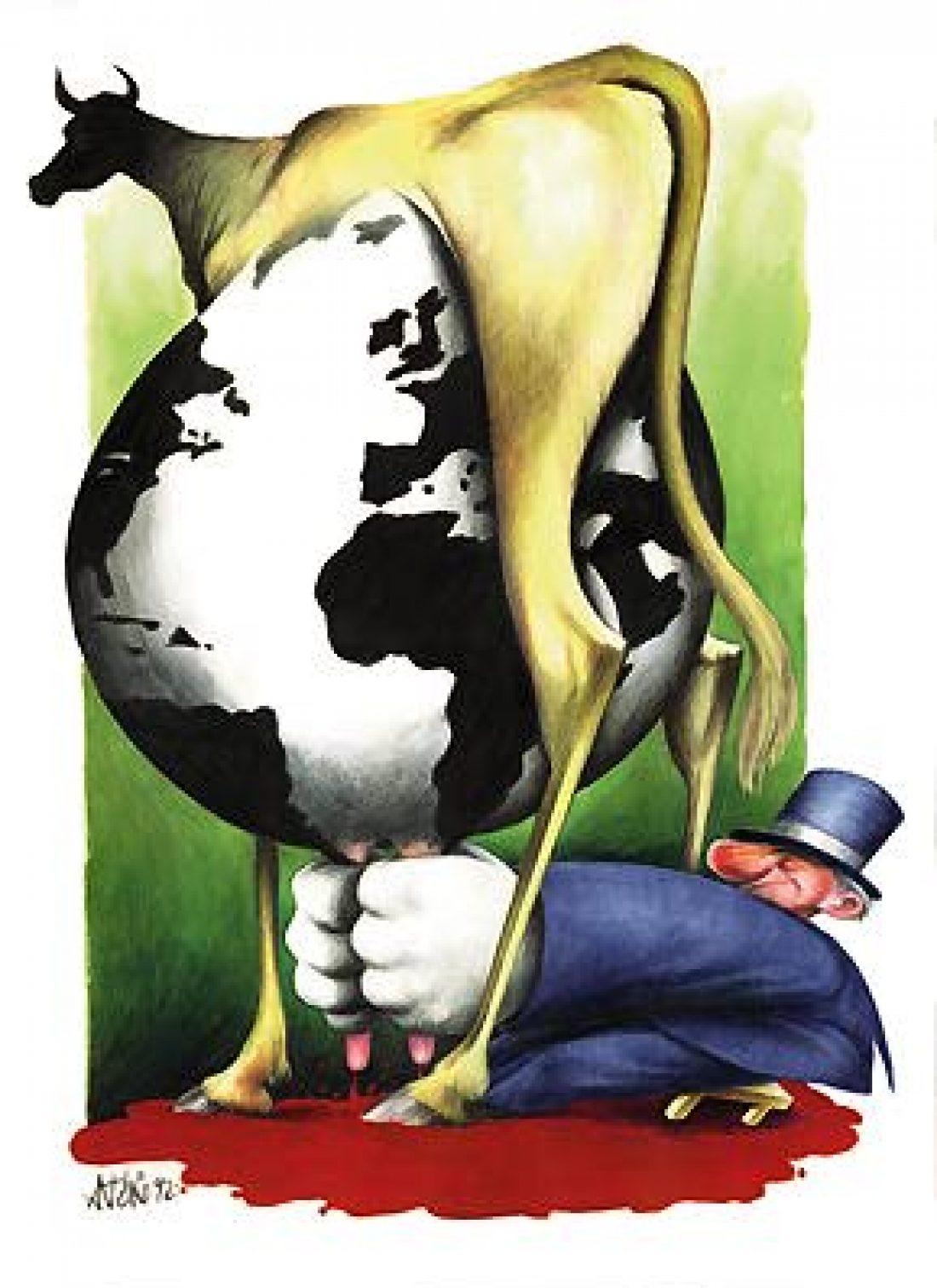 'Todo por la banca': Un artículo de Rafael Cid.