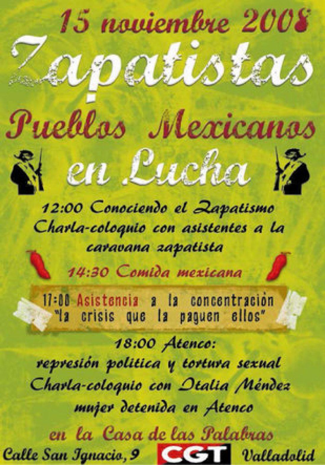 Zapatistas: Pueblos Mexicanos en Lucha. Conociendo el Zapatismo.