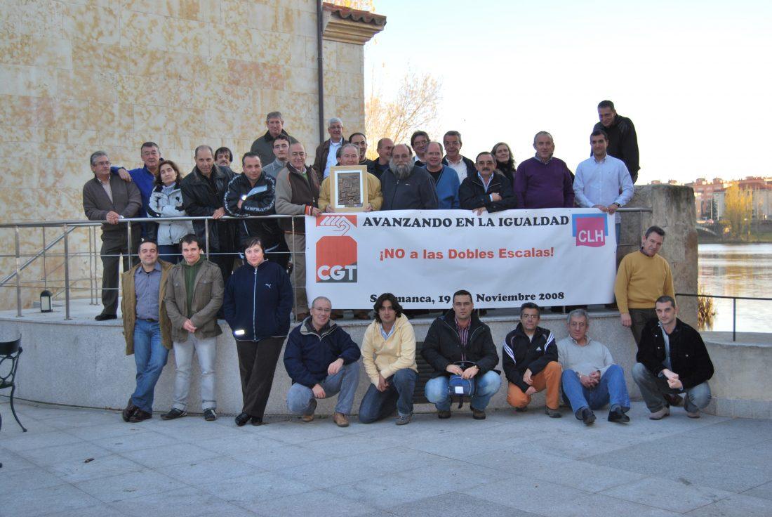 VIII Asamblea Anual de CGT en CLH