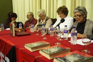 Presentado en Madrid el libro de Sara Berenguer «mujeres de temple»