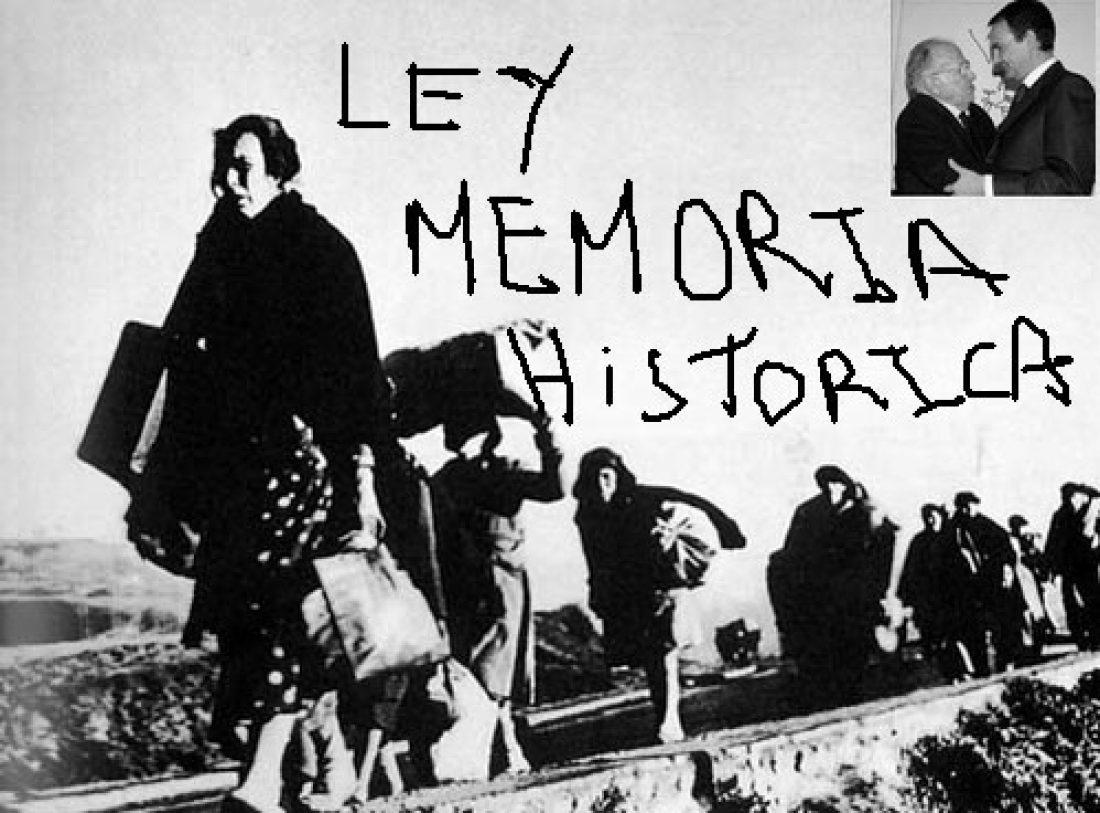 Ley de memoria histórica: una ley-trampa cobarde e infame