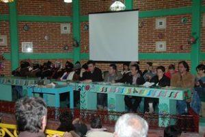 """Continúa en el CIDECI (San Cristóbal de las Casas) el Primer Festival Mundial de la Digna Rabia. La CGT ha participado en la mesa """"Otro Mundo, Otra Política""""."""