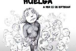 27 y 28 de Enero: CGT convoca huelga en la enseñanza (etapa infantil) de la Comunicad de Madrid