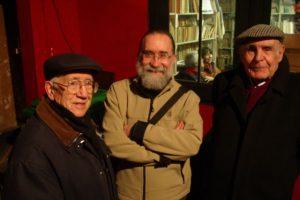Homenaje al Exilio Español en Paris. 70 años después.