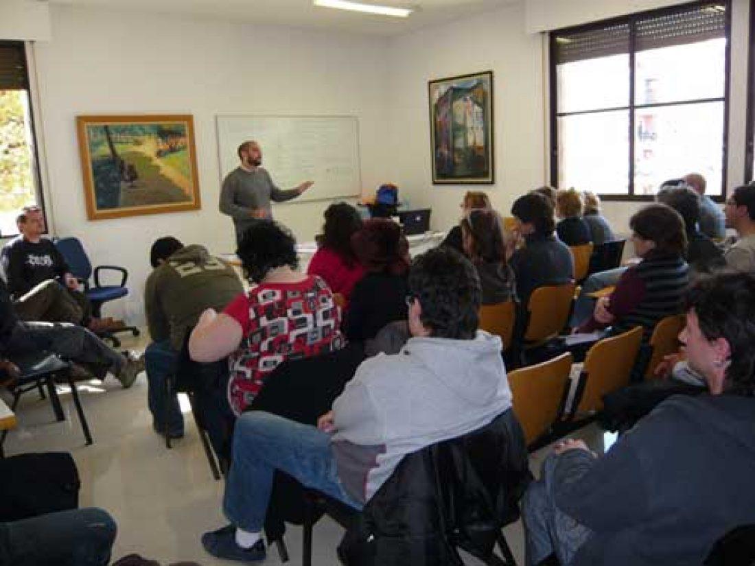 Buena asistencia en Zaragoza al curso de Normativa Básica y Acción Sindical