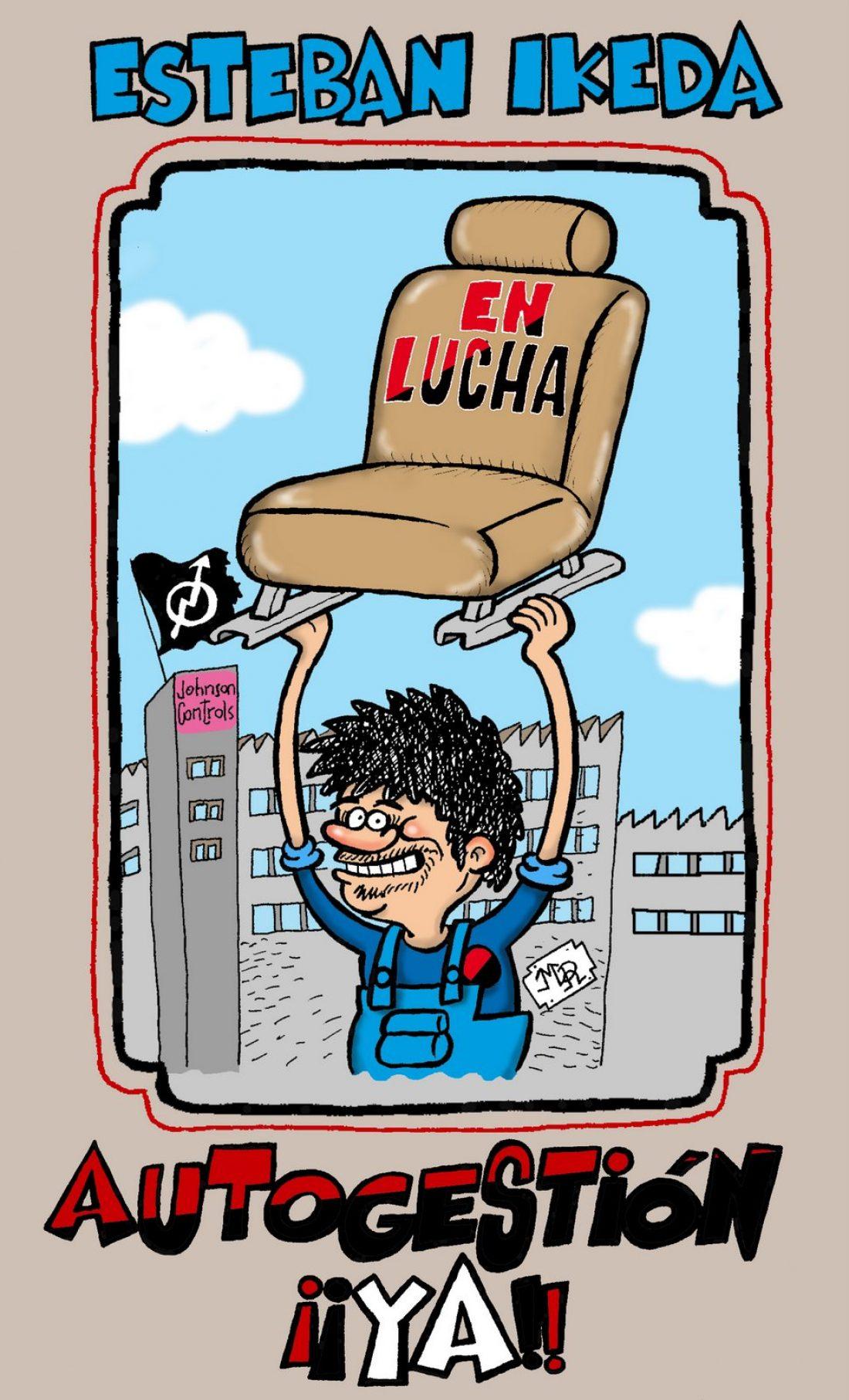 El cierre de «Esteban Ikeda» por NISSAN paraliza la planta de SEAT de Martorell