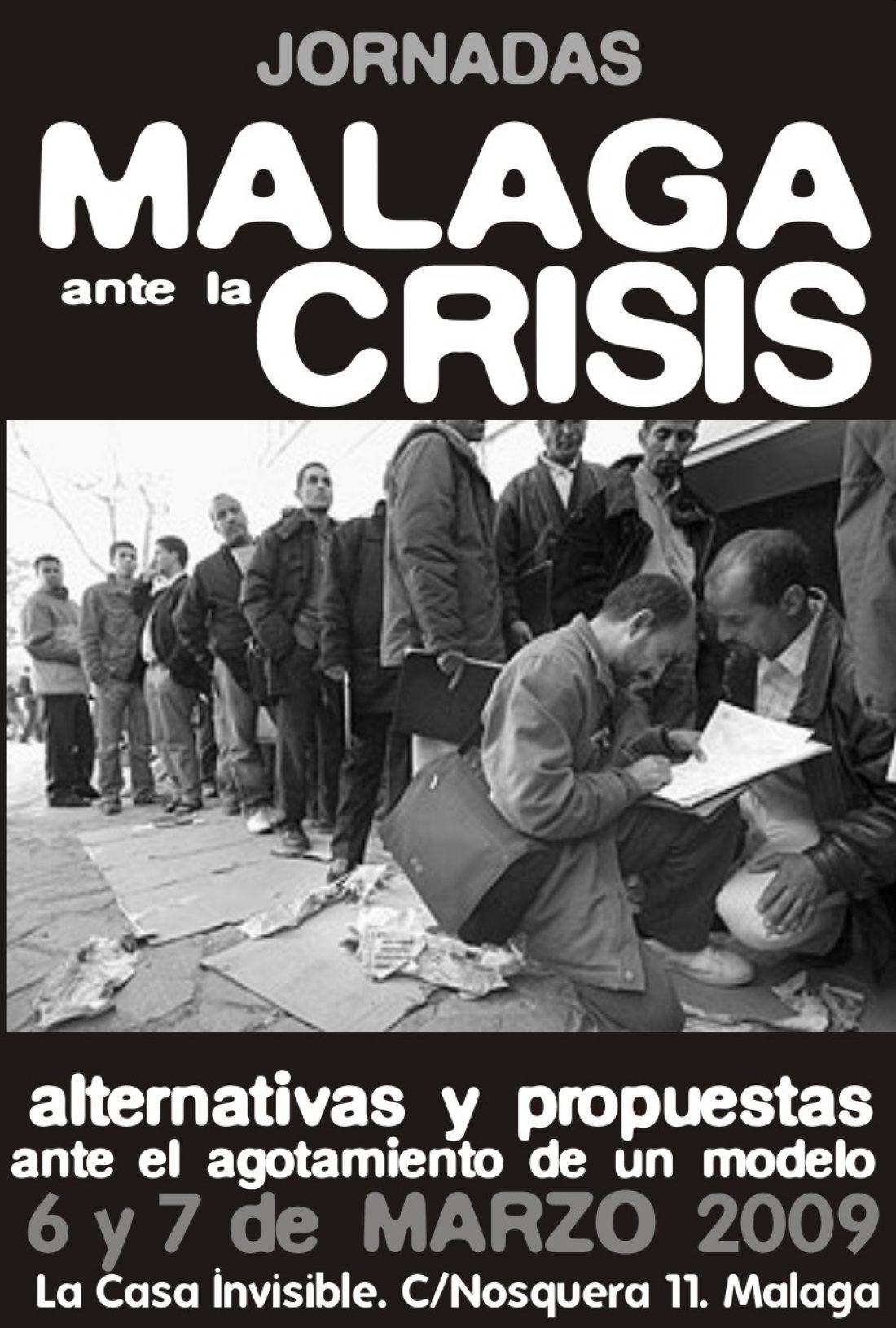 Málaga ante la crisis
