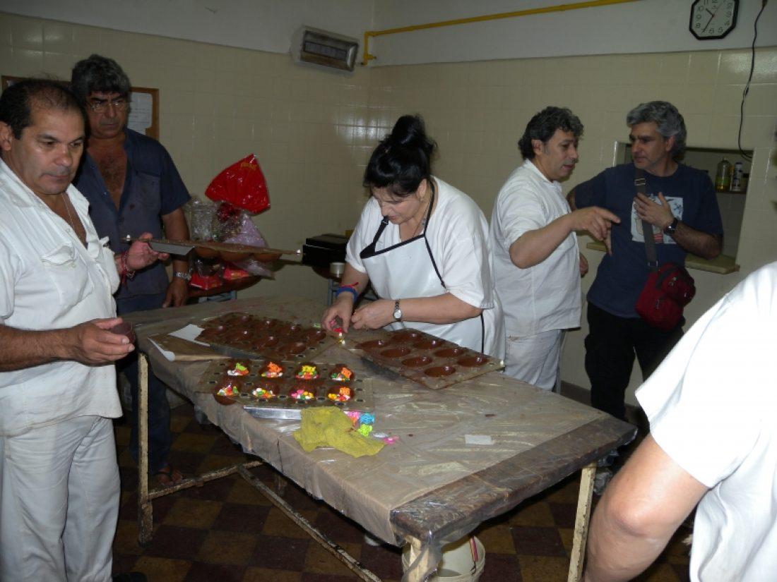 CHOCOLATES BAJO GESTIÓN OBRERA