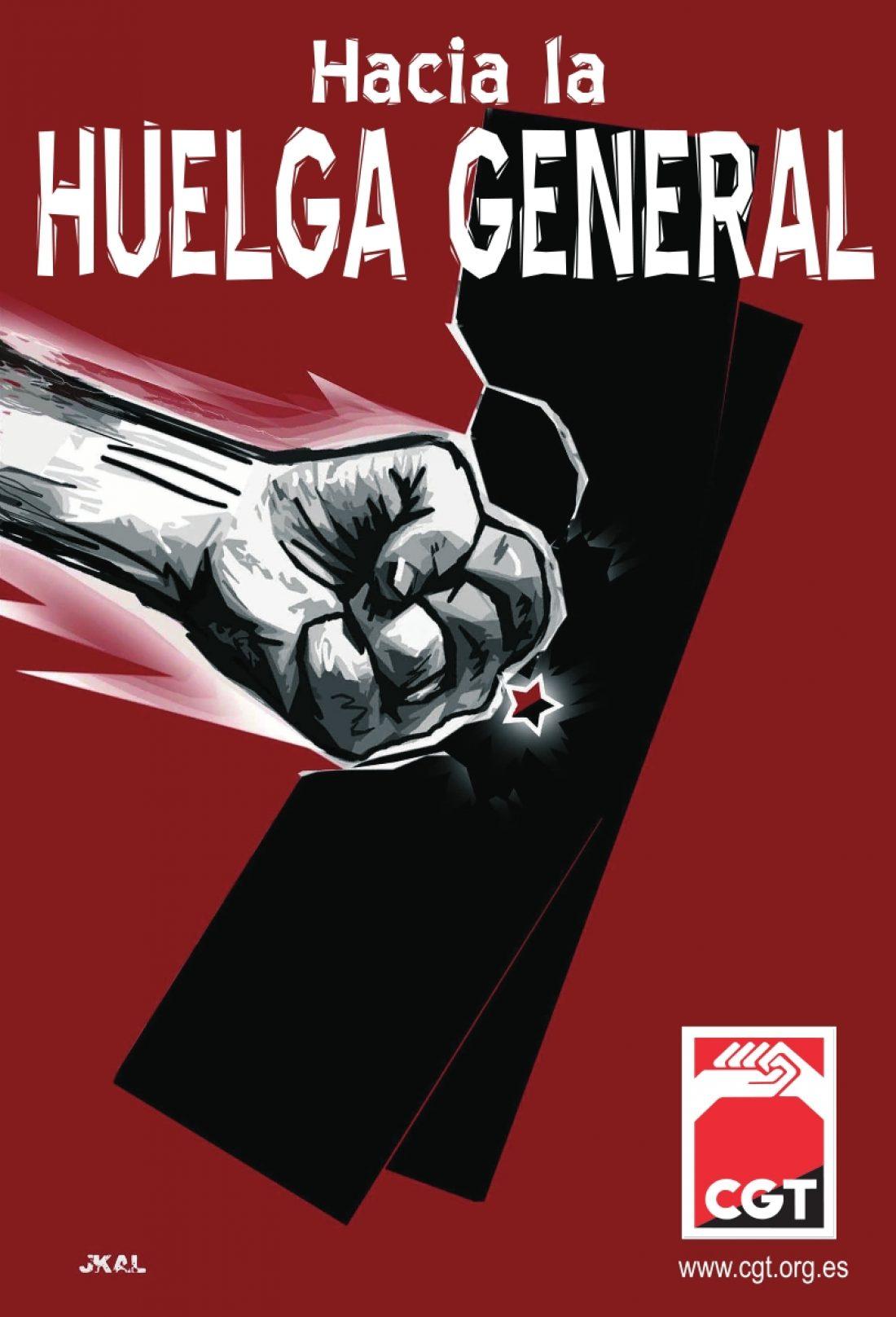Resolución de la Plenaria Extraordinaria del Comité Confederal de la CGT (Barcelona, 17 de Marzo de 2009)
