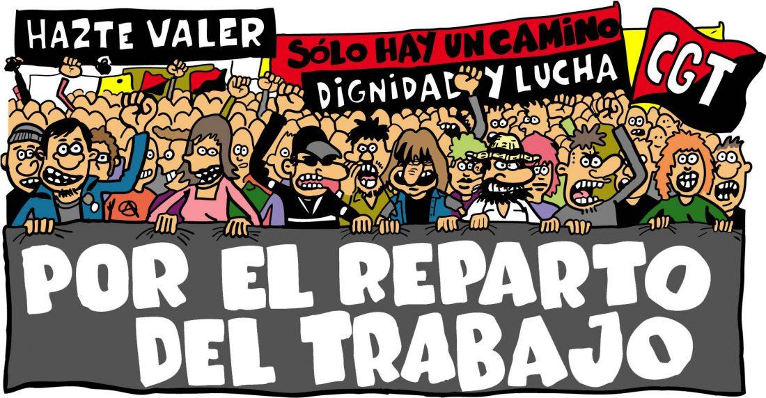 CGT Baix Llobregat elabora un interesante documento sobre la crisis