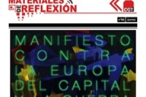 MR nº 66 : «Manifiesto contra la Europa del Capital y la Guerra Global»