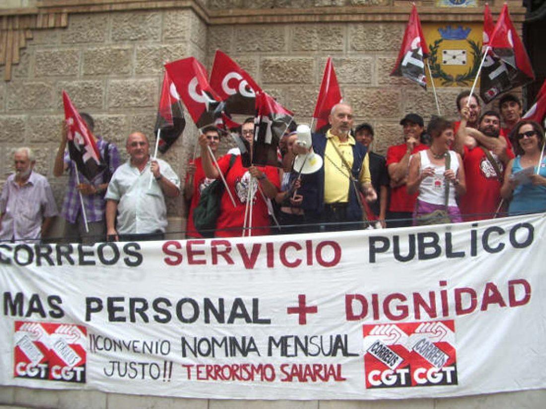Crónica y fotos de la Jornada de Lucha en Castelló