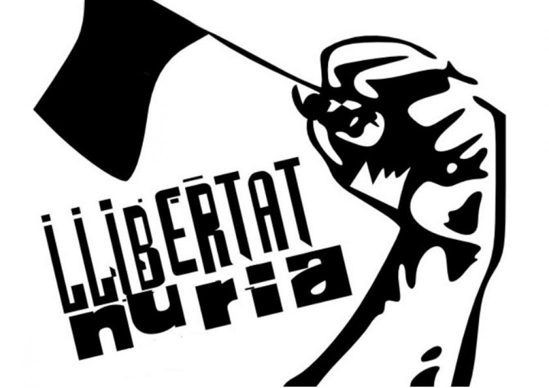 Condenada a dos años y medio de carcel la anarquista y activista social Núria Pòrtulas.