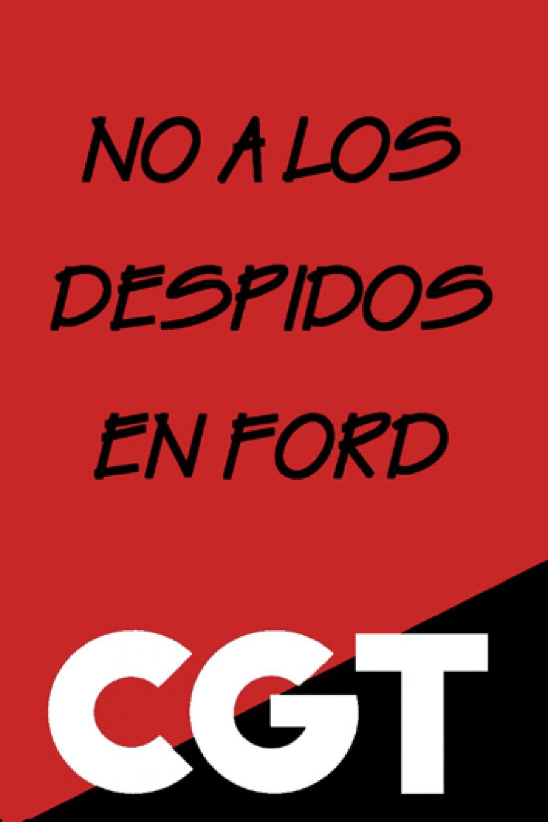 26 de Septiembre. Manifestación en Valencia en defensa del empleo y en contra de los 600 despidos anunciados por Ford