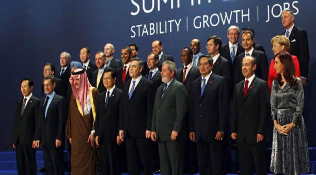 «»¿Estabilidad?, ¿Crecimiento?, ¿Empleo?»»: Cinismo en los acuerdos del G–20 en Pittsburgh.