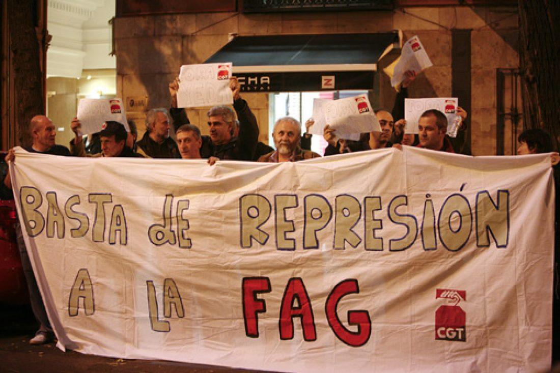 Solidaridad con la Federación Anarquista Gaucha FAG